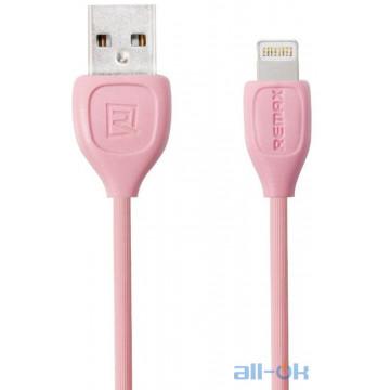 Кабель Remax Lesu Lighting RC-050i Pink