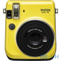 Фотокамера миттєвого друку Fujifilm Instax Mini 9 Clear Yellow