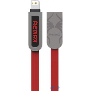 Кабель Remax Armor Series 2 in 1 cable RC-067t Red