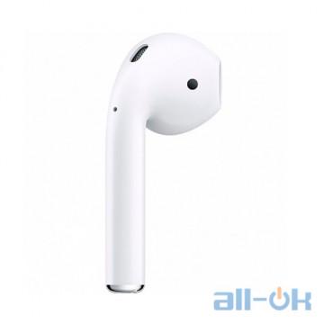Apple AirPods with Charging Case (MV7N2) - правый наушник (2-е поколение)