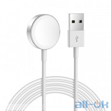 Беспроводное зарядное устройство для смарт-часов Apple Watch Magnetic Charging Cable (2 m) (MJVX2, MU9H2)