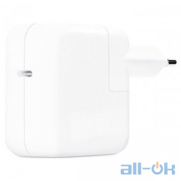 Apple 30W USB-C Power Adapter MR2A2