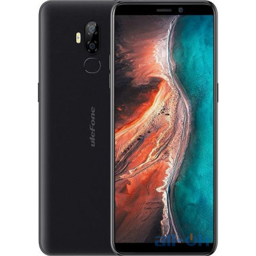 Ulefone P6000 Plus 3/32GB Black UA UCRF