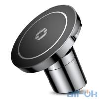 Автомобильный держатель  для смартфона Baseus BIG EARS Car Mount Wireless Charger (WXER-01)
