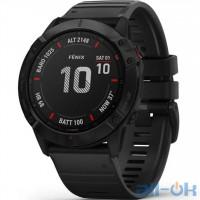 Спортивний годинник  Garmin Fenix 6 Pro Black (010-02158-02)