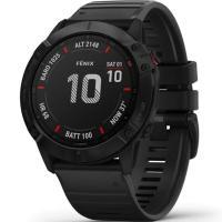 Спортивные часы Garmin Fenix 6x Pro Black with Black Band (010-02157-01/00)