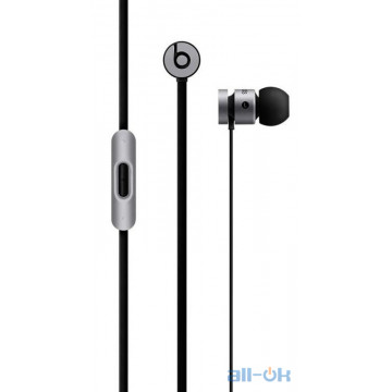 Beats by Dr. Dre urBeats In-Ear Headphones Space Gray (MK9W2)
