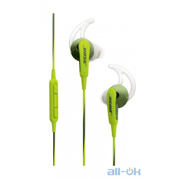 Bose SoundSport Energy Green