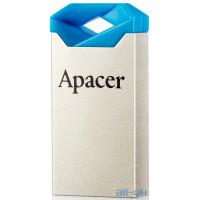 Флешка Apacer 32 GB AH111 Blue AP32GAH111U-1