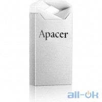 Флешка Apacer 32 GB AH111 Crystal AP32GAH111CR-1