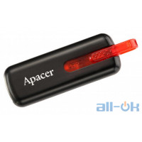 Флешка Apacer 32 GB AH326 Black AP32GAH326B-1
