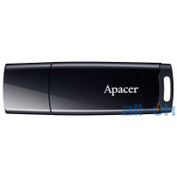 Флешка Apacer 32 GB AH336 Black (AP32GAH336B-1)