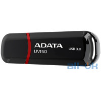 Флешка ADATA 32 GB UV150 Black AUV150-32G-RBK