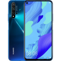 HUAWEI nova 5T 6/128GB Crush Blue (51094NFQ) UA UCRF