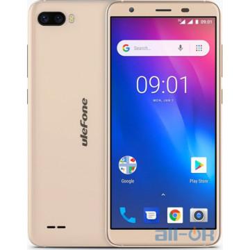Ulefone S1 1/8GB Gold UA UCRF