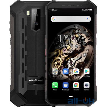 UleFone Armor X5 3/32Gb Black Global Version