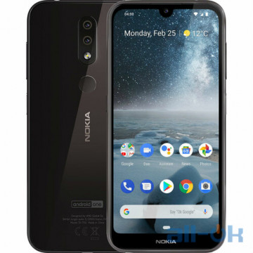 Nokia 4.2 3/32GB Black UA UCRF