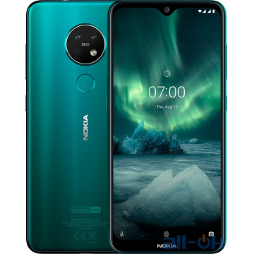 Nokia 7.2 4/64GB Green UA UCRF