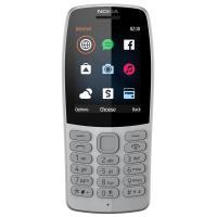 Nokia 210 Dual SIM 2019 Grey (16OTRD01A03) UA UCRF