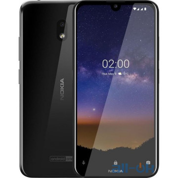 Nokia 2.2 2/16GB Black UA UCRF
