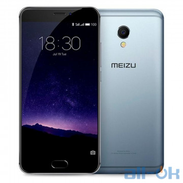 Meizu MX6 4/32GB Grey