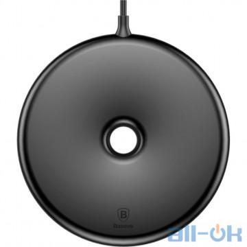 Беспроводное зарядное устройство Baseus Donut Wireless Charger Black (WXTTQ-01)