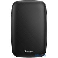 Зовнішній акумулятор (Power Bank) Baseus Mini Q Black 10000mAh (PPALL-BXQ01)