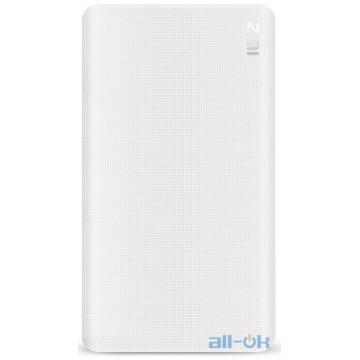 Внешний аккумулятор (Power Bank) ZMI PowerBank 5000mAh White (QB805)