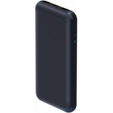 Внешний аккумулятор (Power Bank) ZMI 10 PowerBank Type-C 20000mAh Black (QB820)