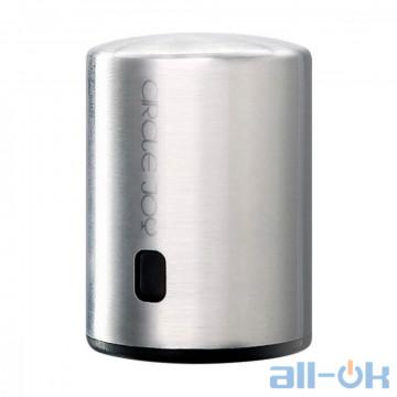 Вакуумная пробка для вина Xiaomi Circle Joy Wine Stopper Silver CJ-JS01