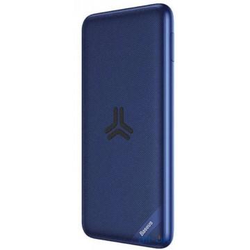 Внешний аккумулятор (Power Bank) Baseus Wireless Charger S10 Bracket 10000mAh Blue (PPS10-03)