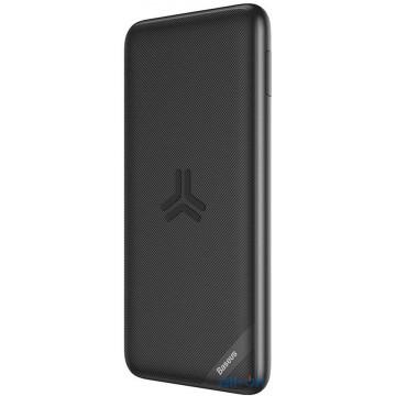 Внешний аккумулятор (Power Bank) Baseus Wireless Charger S10 Bracket 10000mAh Black (PPS10-01)