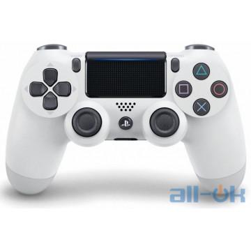 Геймпад Sony DualShock 4 V2 White (9894759)