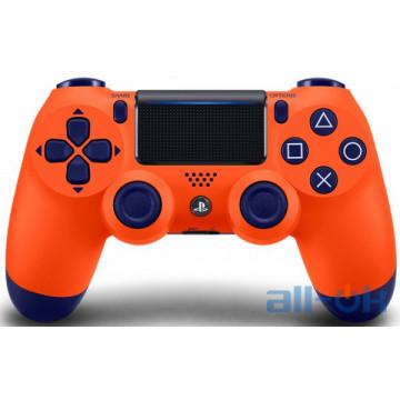 Геймпад Sony DualShock 4 V2 Sunset Orange (9918264)