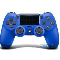 Геймпад Sony DualShock 4 V2 Wave Blue (9894155)