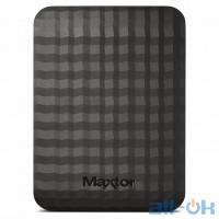 "Жесткий диск Seagate Maxtor M3 2 ТБ 2,5"" USB 3.0 black (STSHX-M201TCBM)"