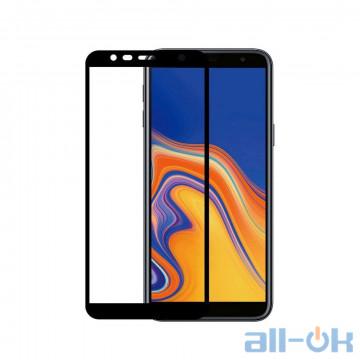 Защитное стекло 3D для Samsung J610 (J6 Plus) Black