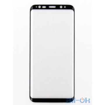 Защитное Стекло Samsung G950 (S8) 5D Black