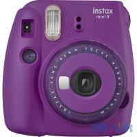 Фотокамера миттєвого друку Fujifilm Instax Mini 9 Clear Purple