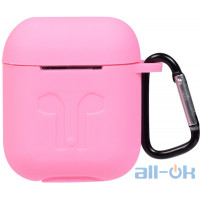 Кейс TOTO 1st Generation Thick Cover Case AirPods Pink