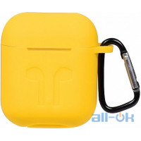 Кейс TOTO 1st Generation Thick Cover Case AirPods Yellow