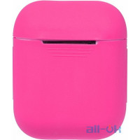 Кейс TOTO 1st Generation Without Hook Case AirPods Rose Red