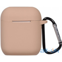 Кейс TOTO 2nd Generation Silicone Case AirPods Brown