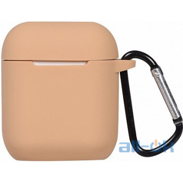 Кейс TOTO 2nd Generation Silicone Case AirPods Khaki