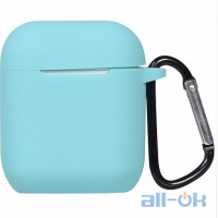 Кейс TOTO 2nd Generation Silicone Case AirPods Mint