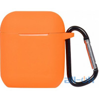 Кейс TOTO 2nd Generation Silicone Case AirPods Orange
