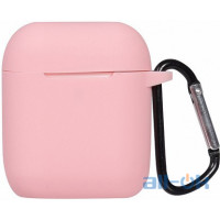 Кейс TOTO 2nd Generation Silicone Case AirPods Pink