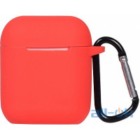 Кейс TOTO 2nd Generation Silicone Case AirPods Red