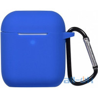 Кейс TOTO 2nd Generation Silicone Case AirPods Royal Blue