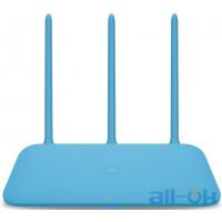Беспроводной маршрутизатор (роутер) Xiaomi Mi WiFi Router 4Q Blue (DVB4191CN)